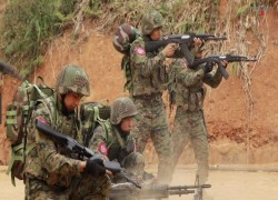 20 villages abandoned as Arakan Army attacks Myanmar military outpost
