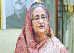 HASINA FOR SETTING UP SAARC INSTITUTION TO FIGHT PUBLIC HEALTH THREATS