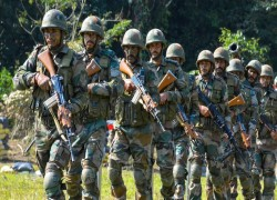 Indian military bans all non-essential foreign travel amid coronavirus pandemic
