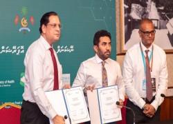 WHO donates 5000 COVID-19 test kits to Maldives