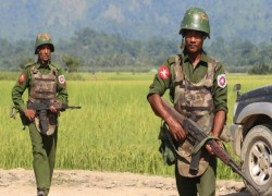 Myanmar Army battalion suffers losses in western campaign
