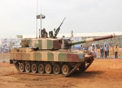 Indian Army set to place order for 118 Arjun Mark 1-As