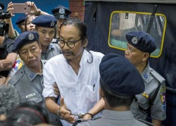 Myanmar court approves defamation case against editor over 2019 report