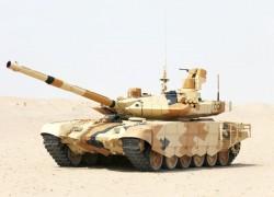 সেনাবাহিনীর জন্য ৪০০ টি-৯০ ট্যাঙ্ক তৈরি শুরু করছে ভারত