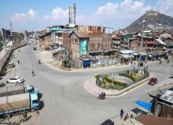 Kashmir shuts again, this time to combat the coronavirus