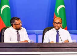 Maldives govt announces MVR 2.5 bln economic recovery package