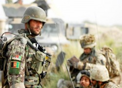 At least 24 Afghan security forces killed in insider attack