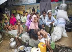 Bangladesh hands over list of 492,000 Rohingya to Myanmar