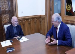 US diplomats urge Afghans to set political squabbles aside