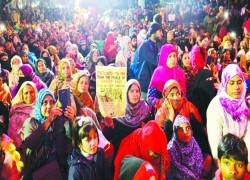 Shaheen Bagh to stay alive on day of janta curfew