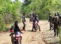 Maoists kill 17 policemen in India's Chhattisgarh