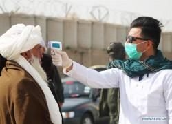 Security woes hamper Afghanistan virus fight