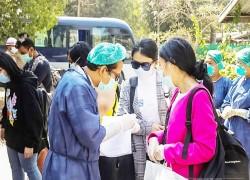Covid-19: Myanmar's slow response faces criticism