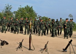 India's NE rebels respond to virus in Myanmar, Indian bases