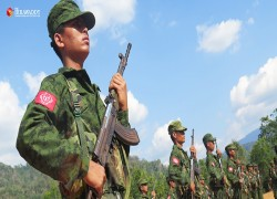 Myanmar military warns KIA: Drive out AA or face attack