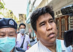 Myanmar editor could face life in jail for interviewing rebel