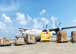 India airlifts medicines, hospital consumables to Maldives