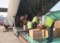 Bangladesh allows Indian cargo flights to reach north-east, 50% trucks now moving