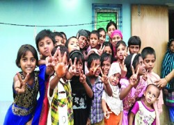 Bangladeshi children face risk from pandemic
