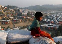Rohingya camps in Bangladesh put under 'complete lockdown'