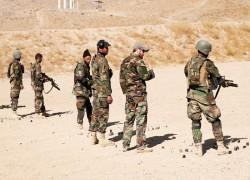 আফগানিস্তানে শেষ পর্যায়ের সুরক্ষা দেবে স্পেশাল অপারেশান্স ইউনিট
