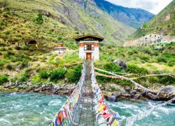 Bhutan's air quality improves