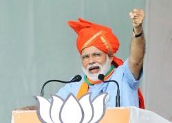 Modi's new-found intolerant India