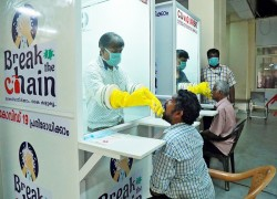 Healthcare workers shunned in India amid coronavirus pandemic