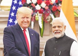 No, Trump did not suggest early access of COVID-19 vaccine to India