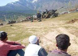 Indian army accused of replicating Israeli methods in Kashmir