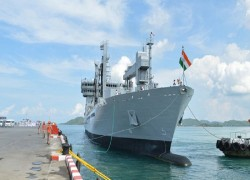 Indian Navy prepared for deployment amid China's increased activities in IOR