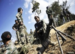 Children killed as clashes between Myanmar army, fighters rage