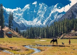 Gilgit-Baltistan: Where Pakistan, China, Iran meet