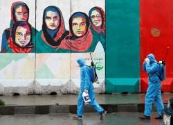 আফগানিস্তানকে রাজনৈতিক সঙ্কটের দিকে ঠেলে দিচ্ছে করোনাভাইরাস