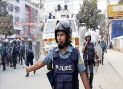 Police in Bangladesh at great risk from pandemic