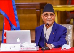 Nepal PM's sudden issuance of 2 ordinances raises concerns of a party split in the making