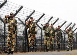 Indian BSF fires rubber bullets at Bangladesh border