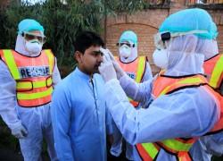 Pakistan using intelligence services to track coronavirus cases
