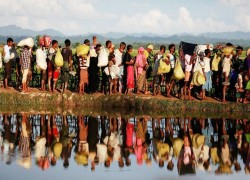 Genocide of the Rohingya in Myanmar is complete