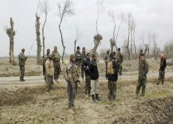 Taliban attack in central Afghanistan leaves 4 policemen killed, 5 injured