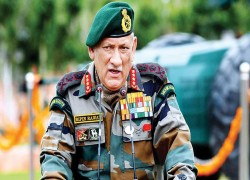 Indian army's growing political ambitions