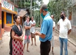 ভারতে যেভাবে হদিস পাওয়া গেল রিসালদার মোসলেউদ্দিনের