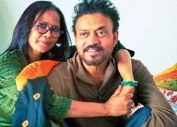 Bollywood actor Irrfan Khan's wife posts a powerful eulogy