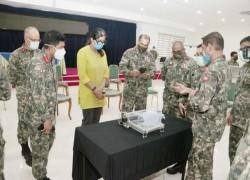 COVID-19: Maldives' defence force engineers develop ventilator prototype