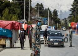 Taliban bomb kills at least five at Afghan military centre