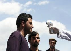 In random test of 500 in Afghan capital, one-third had virus