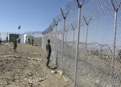 COVID-19 Not Affecting Afghan Border Fencing, Pakistan Army Says