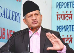 Chinese envoy's meetings part of solidarity from Beijing: Nepal FM