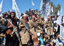 Afghanistan drawdown proceeds even as tenuous Taliban peace deal continues to crack