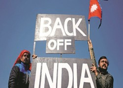 India opening a road via Lipulekh, a territory that Nepal claims, is a diplomatic failure